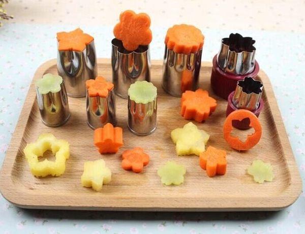 【發現。好貨】不鏽鋼蔬菜水果切模 紅蘿蔔造型器 切花器 DIY模具 雕花造型器蛋糕模具餅乾模具
