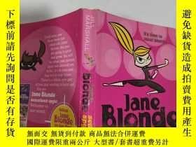 二手書博民逛書店jane罕見blonde sensational spylet 簡·金發美女性感的小精靈..Y200392