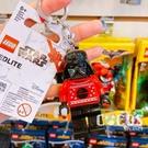 LEGO 樂高 星際大戰 STAR WARS 黑武士 醜毛衣款 人偶造型LED 鑰匙圈鎖圈 COCOS LG320