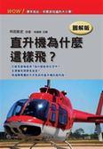 直升機為什麼這樣飛?【圖解版】