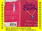 二手書博民逛書店Judy罕見Blume:朱迪·布魯姆Y200392
