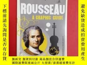 二手書博民逛書店Introducing罕見Rousseau: A Graphic
