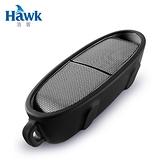 【Hawk 浩客】X-POWER TWS無線藍牙喇叭(黑)