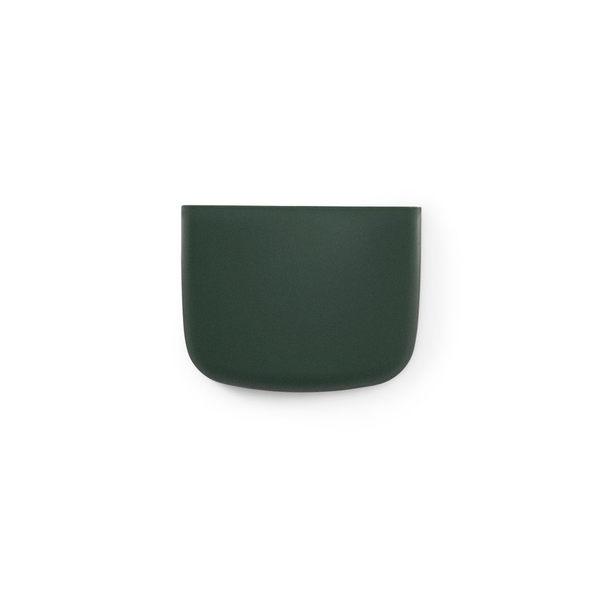 丹麥 Normann Copenhagen Pocket Organizer Model 2 口袋 多用途 壁面收納盒 中尺寸(深綠色)