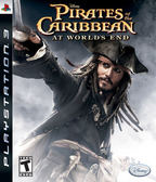 PS3 Pirates of the Caribbean: At World s End 神鬼奇航3:世界的盡頭(美版代購)