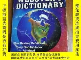 二手書博民逛書店NEW罕見WEBSTER S DICTONARY(2000 EDITION)Y12800 R.F.PATTER