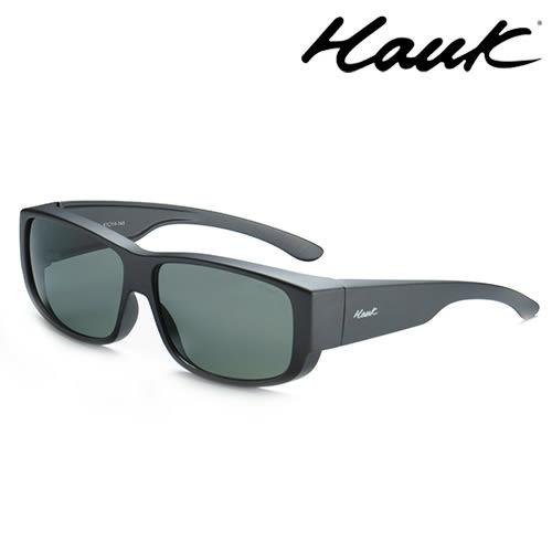 HAWK偏光太陽套鏡(眼鏡族專用)HK1003-49