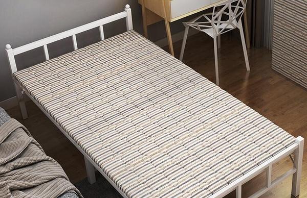 折疊床 折疊床單人床辦公室午睡簡易雙人出租房便攜家用午休硬板床