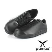 PAMAX 帕瑪斯【超彈力氣墊止滑安全鞋】 廚師鞋(止滑餐飲鞋) 抗菌防滑鋼頭鞋 ※ P07701H 男女