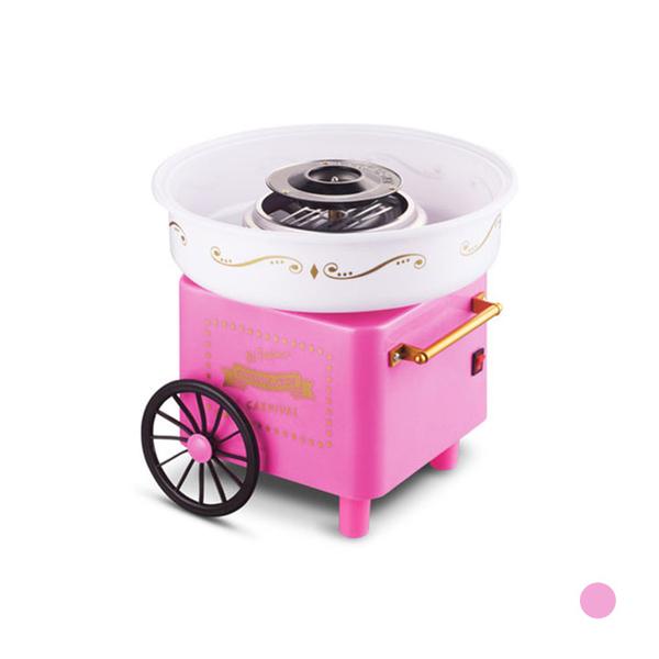 棉花糖製造機 手工棉花糖 懷舊童玩 復古 親子 迷你 DIY 玩具 安全材質 生日禮物 兒童節