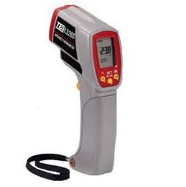 泰仕 TES-1326S 紅外線溫度計新包裝附腰掛槍型皮套