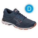 樂買網 ASICS 18SS 高階 支撐型 女 慢跑鞋 KAYANO 24系列 D寬楦 T7A5N-5649 贈運動襪