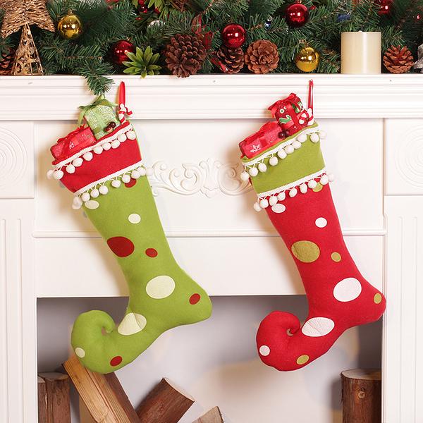 聖誕禮品13  聖誕樹裝飾品 禮品派對 裝飾 聖誕襪 禮物袋