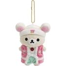 【五折】拉拉熊 桃太郎 吊飾 娃娃 懶妹 日本正版 該該貝比日本精品
