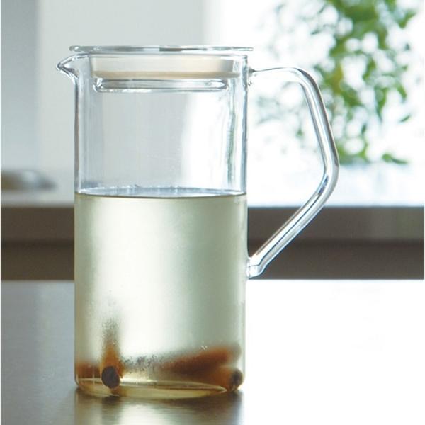 日本KINTO CAST 耐熱玻璃水瓶《WUZ屋子》