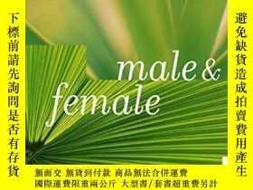 二手書博民逛書店Male罕見And FemaleY364153 Margaret Mead Harper Perennial