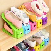 鞋架   雙層立體式收納鞋架 雙層收納 立體鞋架 鞋子收納 鞋類收納 雙層鞋架 【SPA012】-收納女王
