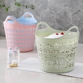 大號塑料臟衣籃衣簍浴室洗衣籃家用玩具衣物收納籃臟衣服收納筐東川崎町YYS