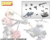 現貨 壽屋組裝模型 MSG武裝零件 RW021 液態槍械 噴槍 代理10852