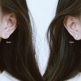 淡水珍珠耳釘女氣質韓國個性耳飾 東京衣櫃