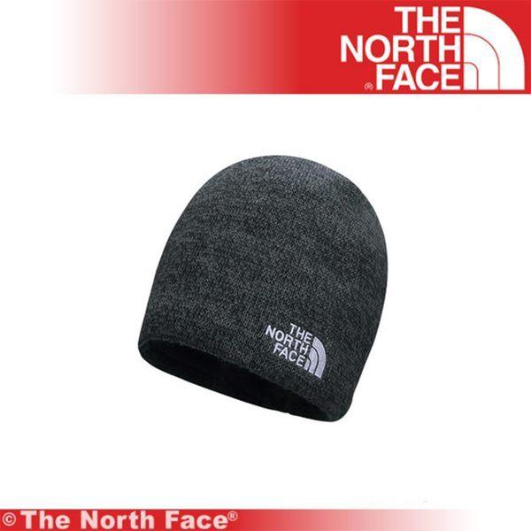 【The North Face 編織保暖帽 《藍/海軍藍》】A5WH-6HV/舒適帽/休閒帽/旅行帽