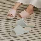 拖鞋 布紋軟底室內鞋【4色可選】厚底鞋 男鞋 女鞋 翔仔居家【超取限購6雙】