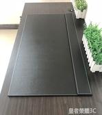 商務辦公桌墊寫字墊板書桌墊大班臺電腦滑鼠墊皮革加厚硬面超大號YTL