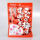 日本【扇雀】酸梅糖 50g(賞味期限:2019.09.26)