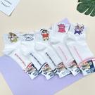 【花想容】韓國襪子 蠟筆小新 小白 小葵 短襪 學生襪 中長襪