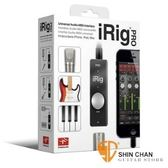 irig台灣 | iRig PRO iPhone/iPad/iPad mini/MAC 音訊/MIDI/麥克風三合一介面(原廠公司貨-義大利製)