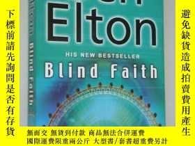 二手書博民逛書店Blind罕見faith 英文 16開本Y146810 Ben