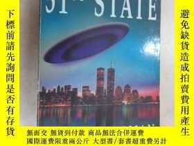 二手書博民逛書店外文書罕見CARL HUBERMAN WELCOME TO THE 51 STATE(共392頁,32開)Y1