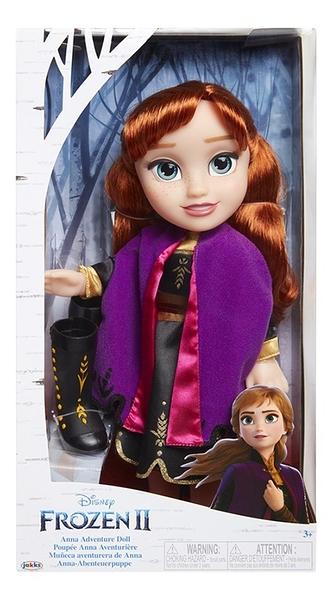 《 Disney 迪士尼 》冰雪奇緣2 Frozen 2 安娜娃娃 / JOYBUS玩具百貨