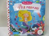 【書寶二手書T1/少年童書_BOR】First Stories: Little Mermaid_Dan Taylor