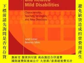 二手書博民逛書店Learning罕見Disabilities And Related Mild Disabilities: Cha
