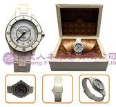 【大堂人本】香奈兒手錶(白J12)(紙紮) (另有客製化紙紮)