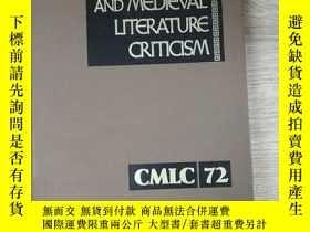 二手書博民逛書店Classical罕見and Medieval Literatu