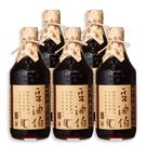【台灣源味本舖】豆油伯 經典缸底醬油特惠組(500mlx5入)