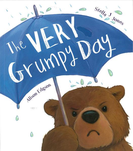 【英文童書繪本】THE VERY GRUMPY DAY /平裝繪本《主題: 友誼.情緒管理》