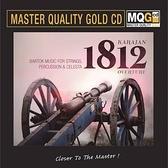 【停看聽音響唱片】【MQGCD】1812 OVERTURE BARTOK MUSIC FOR STRINGS, PERCUSSION & CELESTA