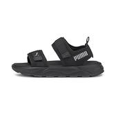 PUMA RS-Sandal 韓星宣美代言著用款 男女款黑色休閒涼鞋-37486202