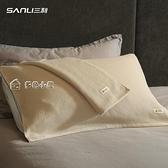 枕巾三利侘寂枕巾100%純棉日式成人家用情侶全棉紗布枕頭毛巾一對 快速出貨