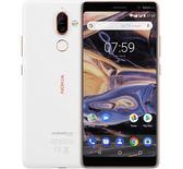 Nokia7 Plus / 諾基亞 Nokia 7 Plus 4G/64G 6吋螢幕 八核心 / 贈亮面保貼+TPU / 3期零利率【白】