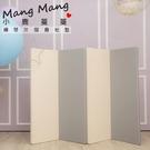 【限時特價↘】小鹿蔓蔓 Mang Mang 兒童4cm摺疊地墊(四折200L款)-鋼琴灰