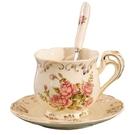 歐式陶瓷咖啡杯具