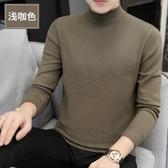 秋冬季高領毛衣
