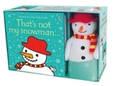 That's Not My Snowman... Book And Cuddly Snowman 那不是我的雪人 幼兒觸摸書娃娃禮盒組