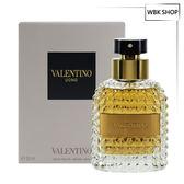 Valentino 范倫鐵諾 同名男性淡香水 50ml Uomo EDT - WBK SHOP