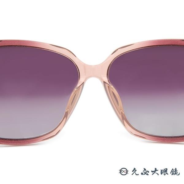 HELEN KELLER 林志玲代言 H8528 P43 (透亮粉) 偏光太陽眼鏡 久必大眼鏡