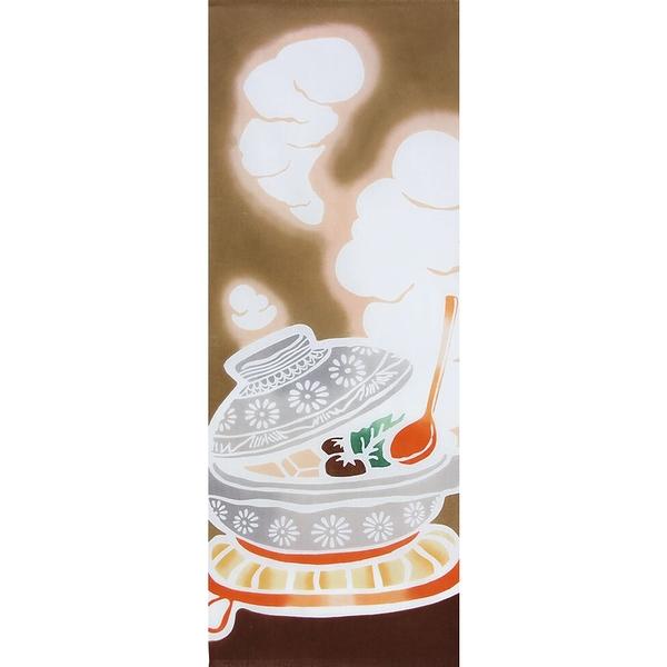 【日本製】【和布華】 日本製 注染拭手巾 日式火鍋圖案(一組:3個) SD-4929-3 - 和布華